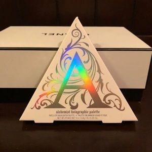 Kat Von D Alchemist Holographic Palette New